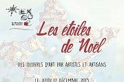 """""""Les étoiles de Noël"""" Christmas Exhibition"""