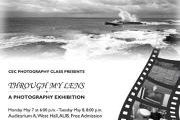 """Through My Lens"" CEC photography exhibition"