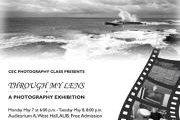 """Through My Lens"" CEC photography exhibition"