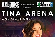 Tina Arena Concert Live at Casino Du Liban