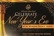 New Year's Eve Celebration at Murjan Palace Hotel