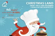 Christmas Land by 62 events