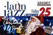 Latin Jazz Christmas Party at The Hangout Beirut