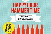Stop..... It's  Hammer Time Pasteur!