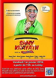 Signature du Coffret DVD Samy Khayath a Deir El Kalaa Country Club