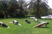 Yoga Retreat in Douma
