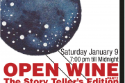 Open Wine Night | The Story Teller's edition