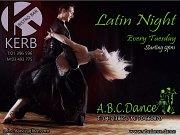Latin Night at Kerb