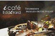 Moules & Frites Night at éCafé, EddéYard