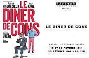 Le Diner de Cons - Spectacle au Liban!