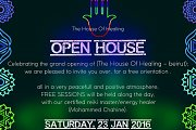 The house of healing grand opening #reiki #meditation #yoga