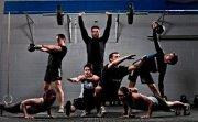 Group WOD at Taadod Gym.