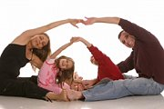 Family Yoga: A super fun evening class for families!