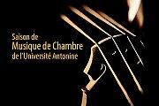 Concert Trio Schubert - Saison de Musique de Chambre at Université Antonine
