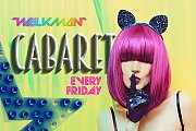 Cabaret Fridays at Walkman
