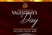 Valentine's Day at Al Murjan Palace Hotel
