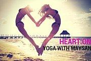 Heart:ON Yoga with Maysan