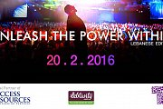 Unleash The Power Within Seminar inspired by Anthony Robbins | Lebanese Edition