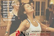 Nia® Class ~ The Joy of Movement
