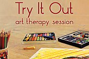 Try It Out - Art Therapy session
