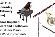 Music Club: Mozart and Beethoven's Quintets for Piano and Winds (Video+Comentary)