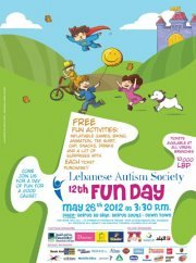 FUN DAY by the Lebanese Autism Society