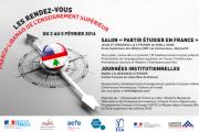 Salon Partir étudier en France - ESA - Study in France Fair