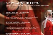 Valentine Fiesta at Le Royal Hotel & Resort