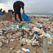 #RecycleLebanon Beach Party - Residence De La Mer Beach Clean Up