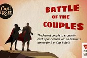 Valentine event at Clue Club - Battle of the couples