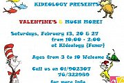 Valentines' & Much More at Kideology