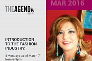 Introduction to the Fashion Industry with Sana Abbas