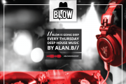 Deep House Music Night at BLOW