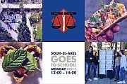 Souk El Akel goes to School - USJ Huvelin