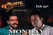 "Monday Live Comedy Night with ""Oh My Jad"" and Tony Dagher"