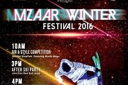 Mzaar Winter Festival 2016