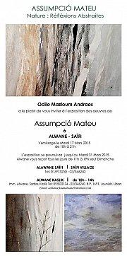 Asumpcio Mateau Exhibition