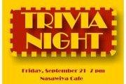 Trivia Night at Nasawiya