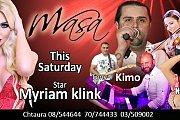 Saturday night fun with Myriam Klink and more