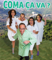 Coma Ca Va? - Samy Khayath new Theater Play