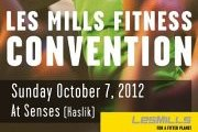 Les Mills QW3 Fitness Convention