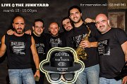 Iyad Sfeir & the Proud Music Society at Junkyard