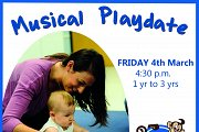 Musical Mommy & Baby Playdate
