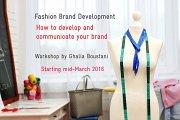 Fashion Brand Development Workshop at ESMOD