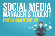 Social Media Manager's Toolkit at BDD