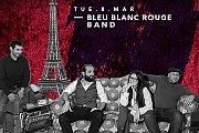 Bleu Blanc Rouge Band at Junkyard
