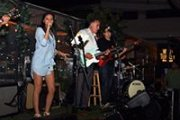 Get the blues out with Monday blues band