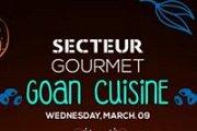 Goan Cuisine at Secteur Gourmet