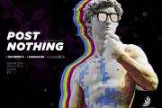 POST-NOTHING featuring Sun And Moth - Kinematik - Lambajain