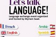 Let's Talk Language